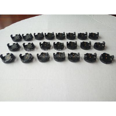 最新高性能纽扣式电池测试插座BS-5135-03-280V-R27-D14