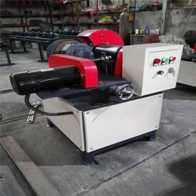 欧赛厂家直销自动圆管外圆除锈抛光机管道表面除锈打磨机型号多种可定制异性抛光机
