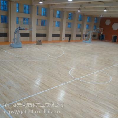 新建的羽毛球运动木地板该怎么维护?——冠奥通告诉您