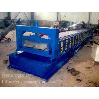 誉都机械厂供应直销760型角驰压瓦机设备