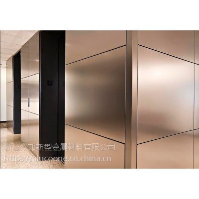 浙江众邦提供高品质纳米铝塑板