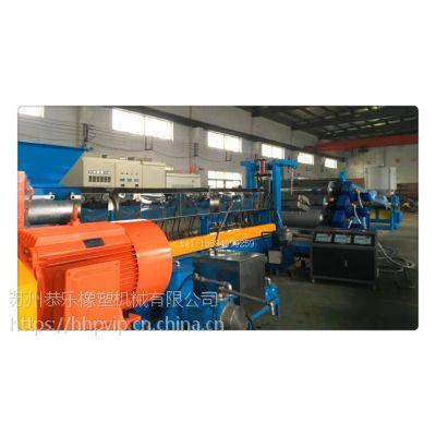 PVC石塑地板挤出机,PVC石塑地板设备(图示)