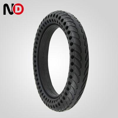 12寸x50耐动代驾车专用不打气轮胎蜂窝不怕防扎刺胎电动车胎