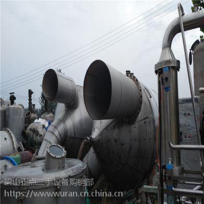 出售20吨MVR蒸发器,立式,内循环型,附件齐全,即买即用