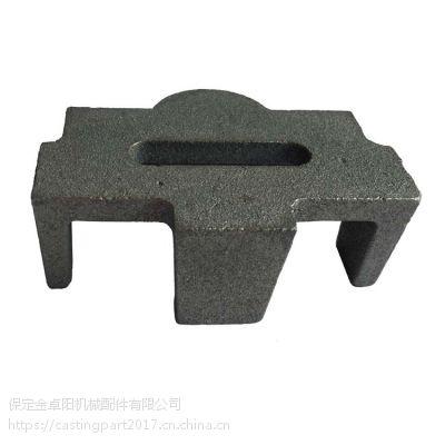 保定金卓阳供应定制水玻璃砂铸灰铁