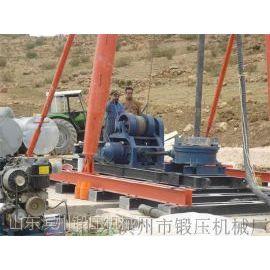 YT-600(主机)型水井、工程钻机、打井机