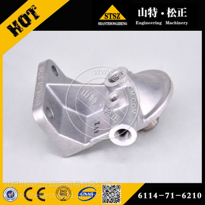 小松挖掘机配件PC400-8轴承盖154-30-12540螺栓01011-52410