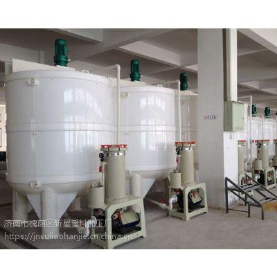 化工专用优质搅拌反应设备—聚丙烯搅拌罐,搅拌均匀省时省力