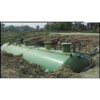 新农村玻璃钢污水处理设备价位