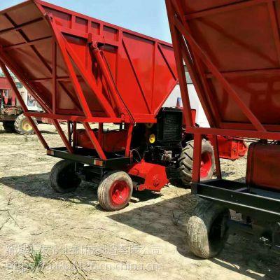黑麦草收割机 二手车专业改装