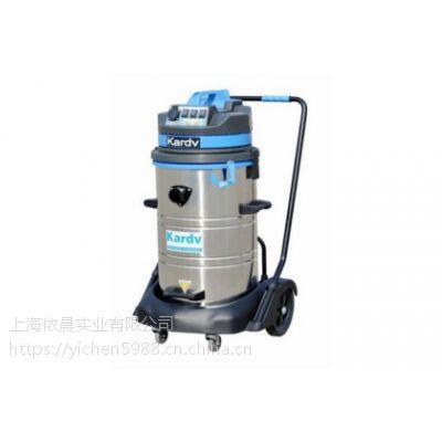 凯德威干湿两用工业吸尘器DL-3078S静电粉尘强力吸尘机