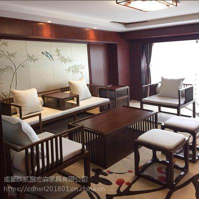 重庆新古典中式隔断屏风家具定做 重庆雕花屏风专业定制 重庆落地插屏定做