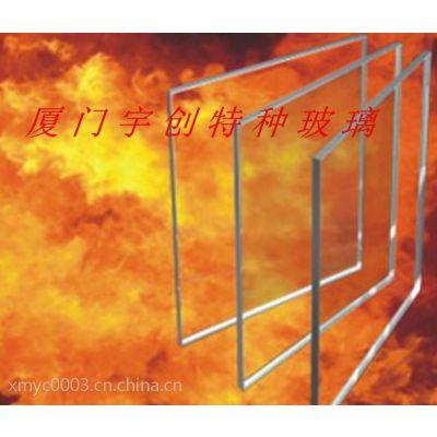 单片铯钾防火玻璃,防火门窗,挡烟垂壁生产,安装