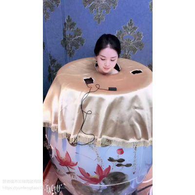 云锋陶瓷买一台负离子汗蒸缸多少钱