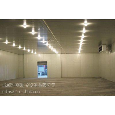 华西医院冷库安装 比泽尔 成都冷库建造及售后服务