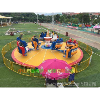 新颖游乐园游乐设备旋转飞椅时空翻转广东厂家报价