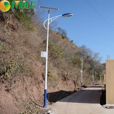 厂家供应新农村太阳能路灯促销价1299一套 斯美尔太阳能LED路灯厂家