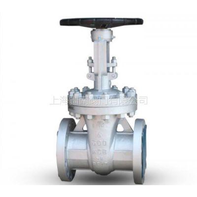 楔式抗硫闸阀Z41Y-25C用途作用 上海疆南阀门弹性单闸板抗硫闸阀标准