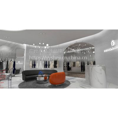 服装卖场SI设计|服装卖场SI设计公司|服装卖场SI设计案例