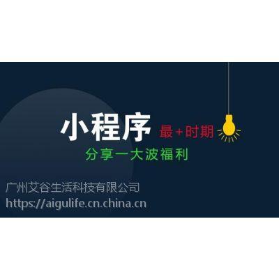 广州艾谷科技软件开发广州小程序注册及开发