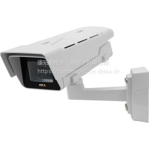 AXIS安讯士P1357-E室外网络枪式摄像机P1367-E P1357 P1367