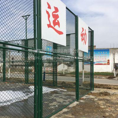 山东围网 淄博篮球场围网厂家
