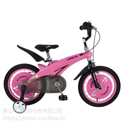 厂家直销12寸儿童自行车 镁合金儿童三轮车 兰Q