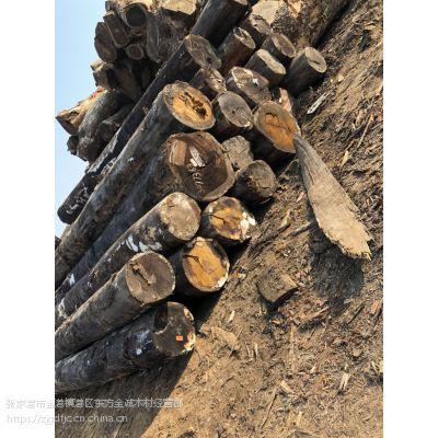 南美菠萝格原木户外园林景观木材