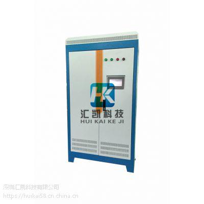 山东菏泽热水电磁加热器 100KW电磁采暖锅炉安装图片