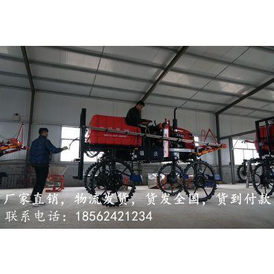 菏泽柴油版自走式农用喷雾机价格