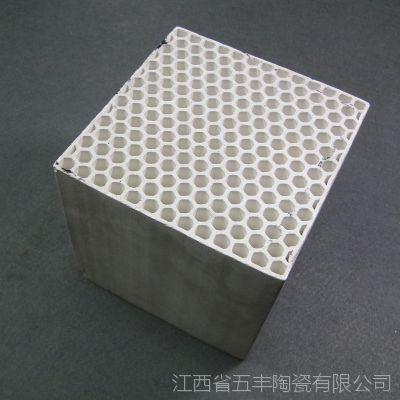 江西生产刚玉蜂窝陶瓷蓄热体 价格是多少 五峰山