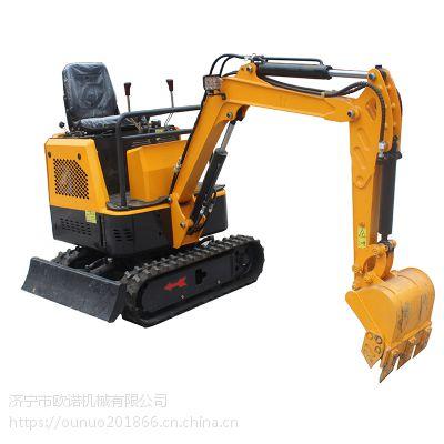 果园翻土农用小挖机 规格型号齐全 优质小型挖掘机厂家直销
