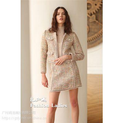 高档品牌深圳女装折扣批发市场拿货几折