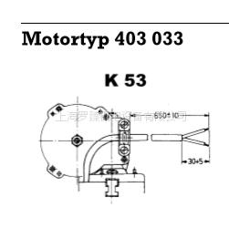 日产进口NIDEC403.033法雷奥电机 403 033直流无刷电机
