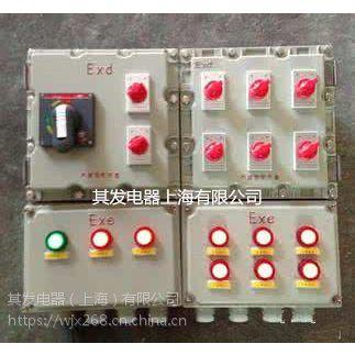 其发BDG58-T5防爆照明配电箱、5个回路防爆照明配电箱
