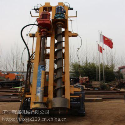 地基打桩机厂家报价 云南农村建设地基打桩帮手