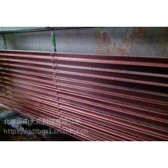 连铸铜包钢扁排365天全国发货--连铸铜包钢扁排使用什么材料制造的