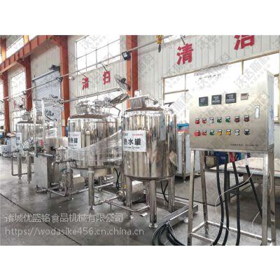 小型巴氏奶加工设备 鲜奶生产设备厂家