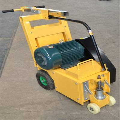 九州多规格马路铣刨机 250型手扶式汽油铣刨机