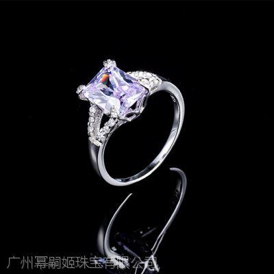【Miss G】新款925银戒指 欧美流行戒指首饰 饰品厂家代加工批发