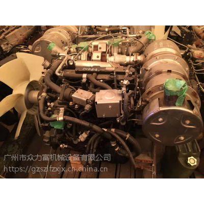 三菱D04EG发动机