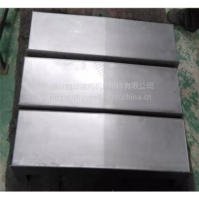 机床导轨不锈钢防护罩制作