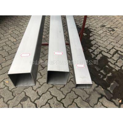 樟木头316不锈钢厚壁方管100*100*4.0