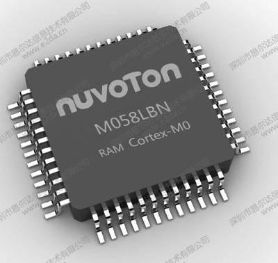 新唐基于emWin平台N9H20K31N、N9H20K51N单片机,一级代理