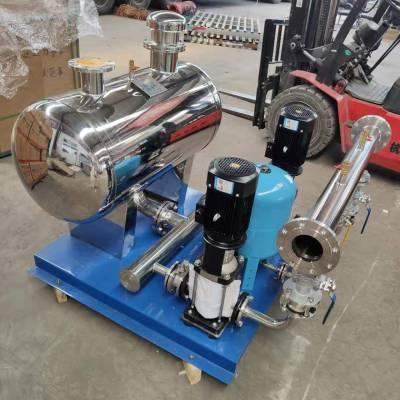 鑫溢 箱式变频供水设备 不锈钢变频无负压供水设备参数