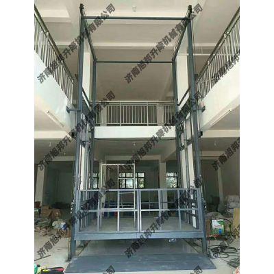升降机|齐齐哈尔升降平台价格|液压升降货梯厂家|济南旭邦升降机械有限公司