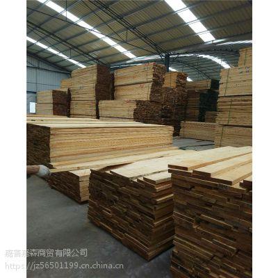 嘉善新西兰松木板50厚4米长无节材新西兰松家具材新西兰松实木板材