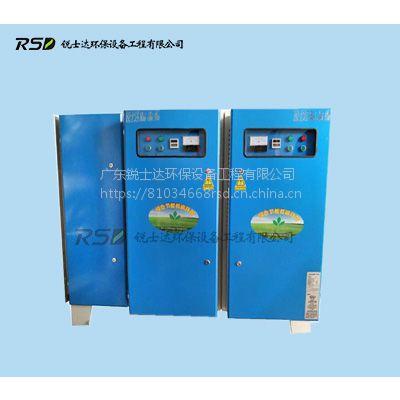 工业喷涂废气处理 喷漆车间VOCs净化 印刷废气净化设备 锐士达vu光氧处理废气原理