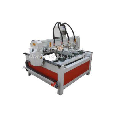 临沂3030小型橄榄核雕刻机 信刻单头核雕工艺品雕刻机