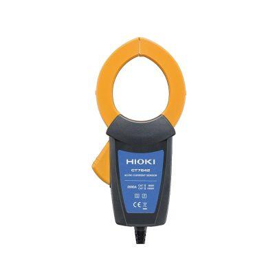 HIOKI日本日置CT7642交直流AC/DC电流传感器频率输出电池驱动性强